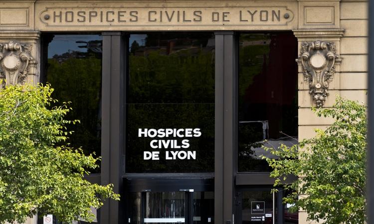 Hospital em Lyon