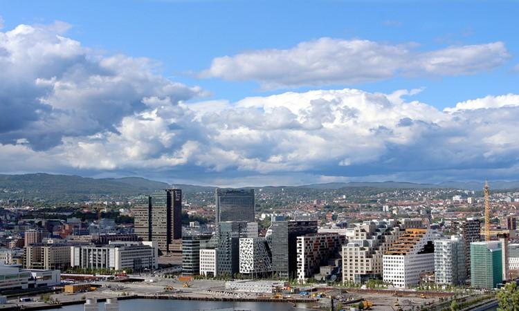 intercambio na noruega oslo cidade