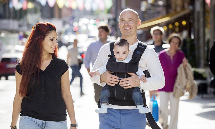Licença parental na Suécia