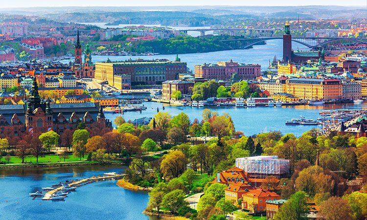 paises nordicos suecia