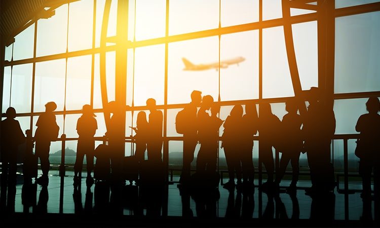 Passagem aérea barata aeroporto