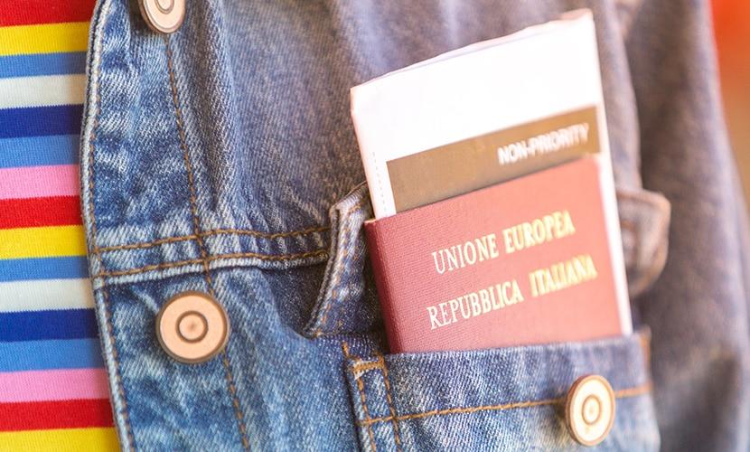 Passaportes mais valiosos passaporte italiano