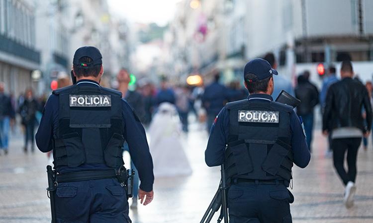 Polícia de Portugal