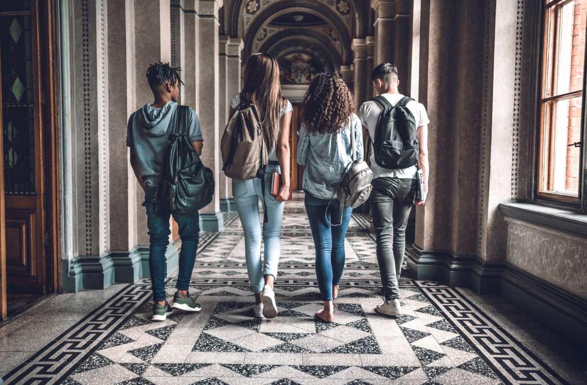 relacionamento com colegas no mestrado