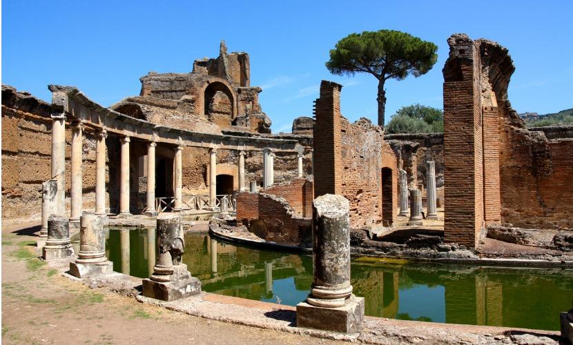 Sede do Império Romano e hoje Capital da Itália