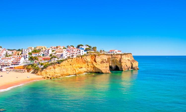 sul de Portugal Carvoeiro
