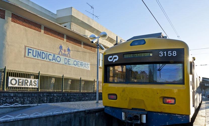 transporte em Oeiras