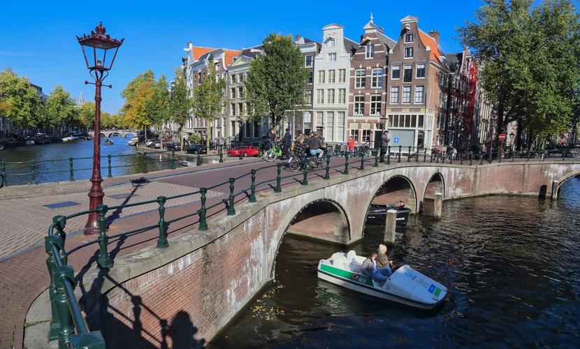 Viver na Holanda