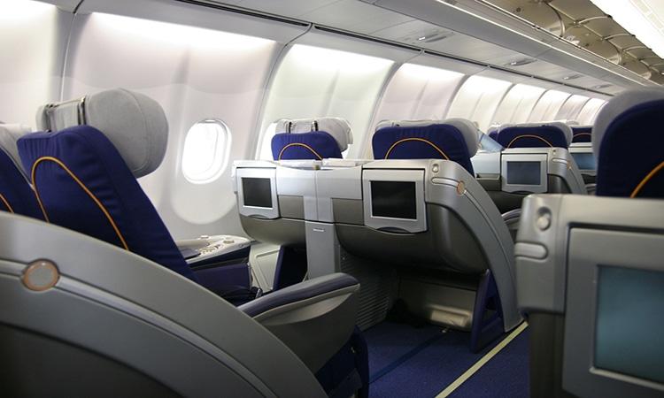 Voar de primeira classe
