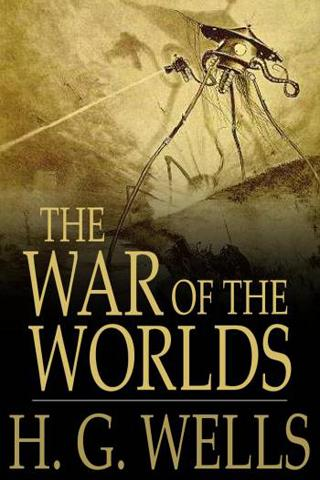 An overview of the attack of the martians in the novel war of the worlds by hg wells