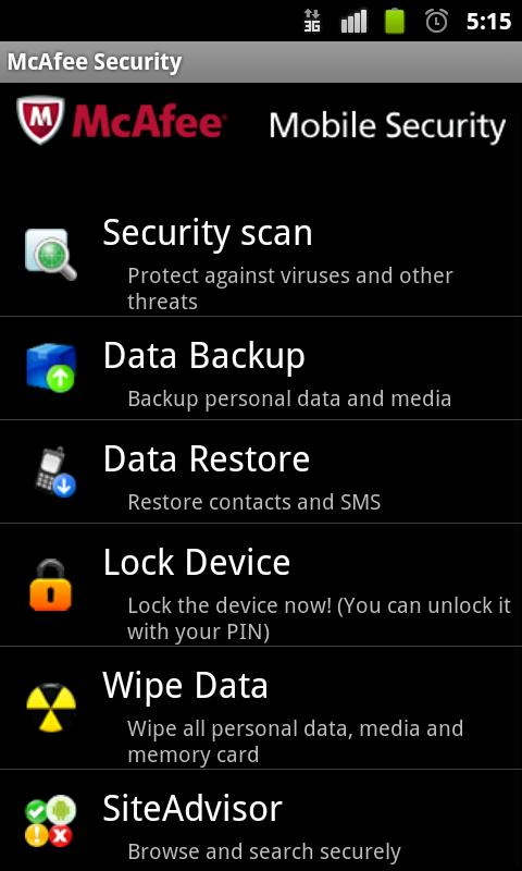Free Mobile Phone Security Apps