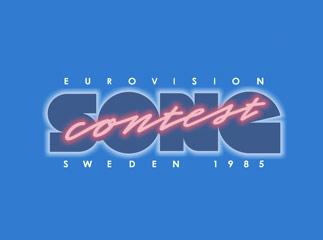 Logo ESC 1985