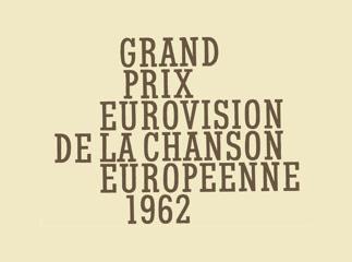Logo ESC 1962