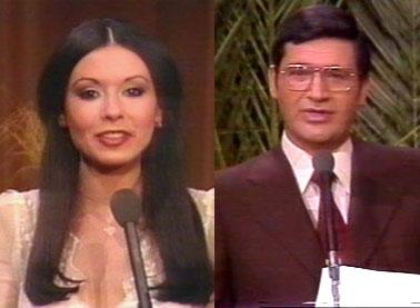 Daniel Pe`er e Yardena Arazi