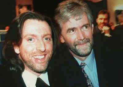 Paul Harrington e Charlie McGettigan