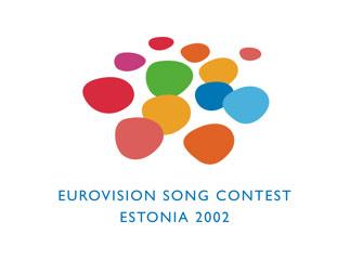 Logo ESC 2002 - A modern fairytale
