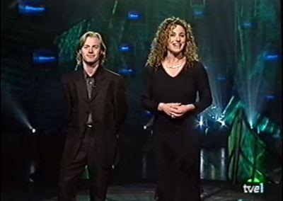 Carrie Crowley e Ronan Keating