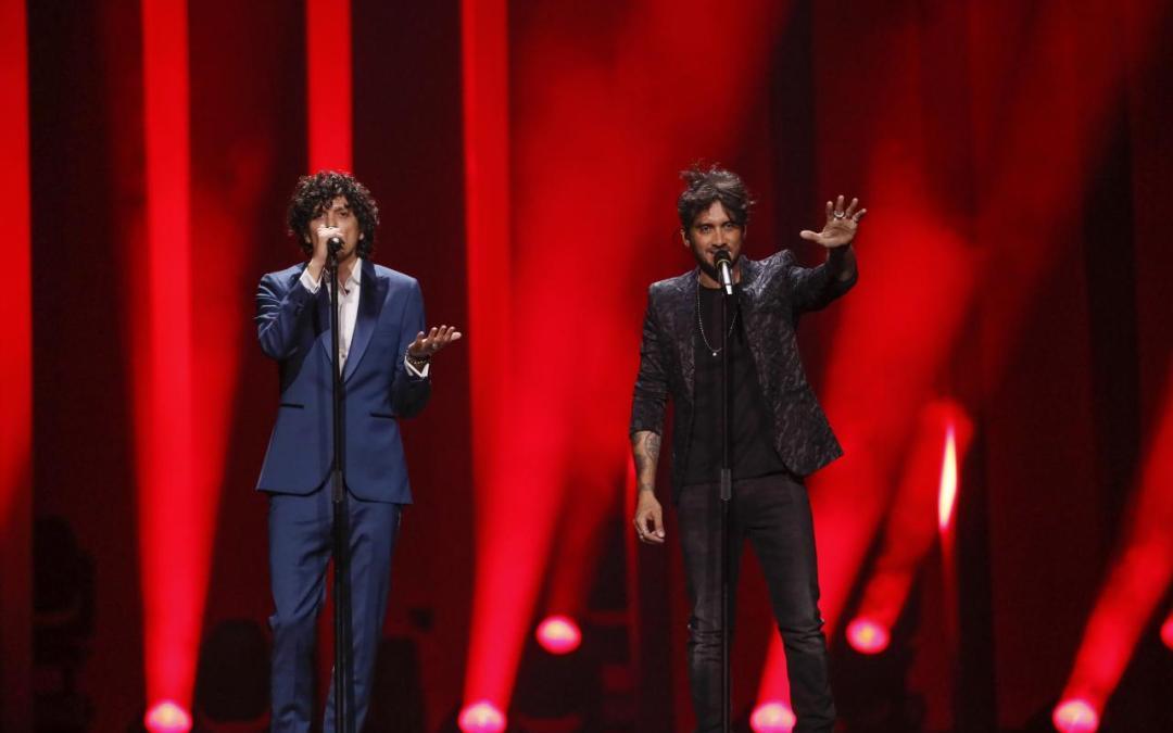 Eurovision 2018 – 3 milioni e quattrocentomila spettatori per la Finale su RAI 1