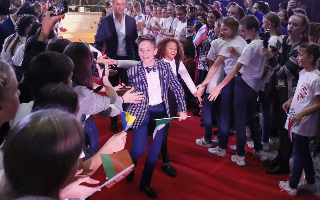 Junior Eurovision 2018 – L'Italia si esibirà per undicesima
