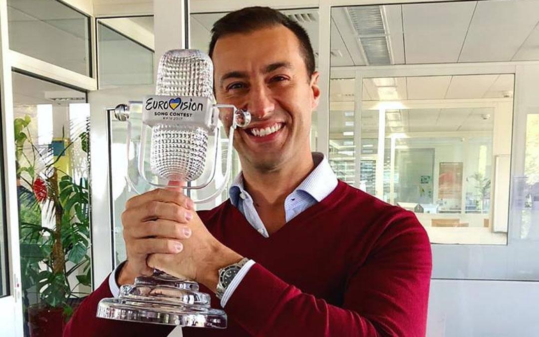 Nicola Caligiore rieletto membro del Reference Group dell'Eurovision Song Contest