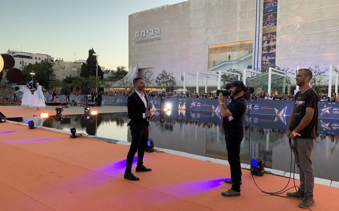 Eurovision 2019 – L'Orange Carpet visto da vicino