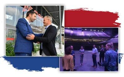 Eurovision 2020 – La NPO ha visitato Maastricht e Rotterdam