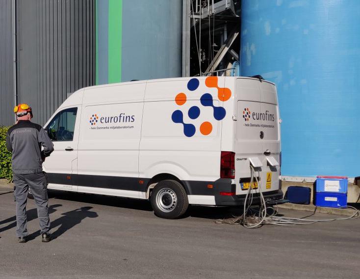 Eurofins Miljø Luft tilbyder emissionsmålinger i Danmark