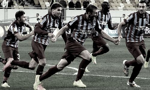 Trabzonspor have won their last 4 games in Super Lig.