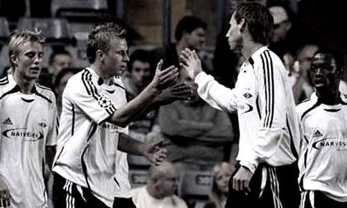 Rosenborg are undefeated in their last 5 away games.