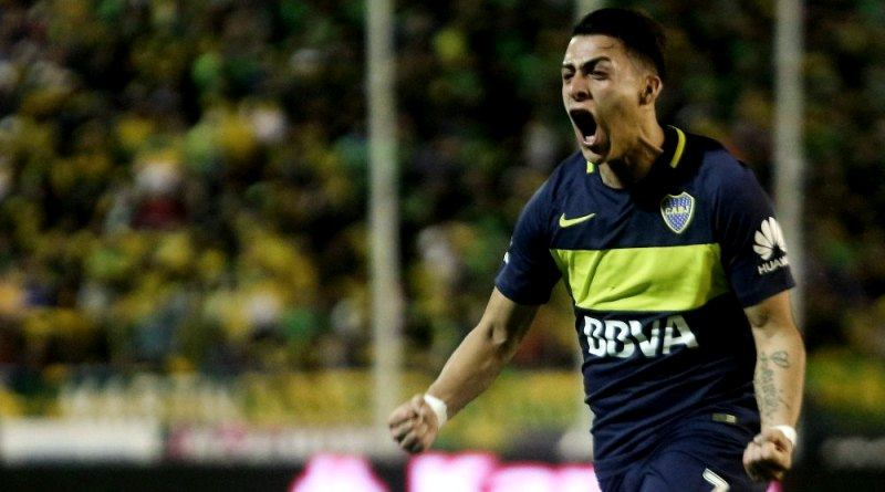 Arsenal's move for Boca's Cristian Pavon