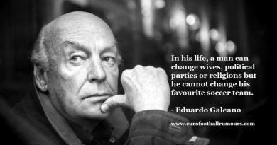 Football Quotes 5 - Eduardo Galeano