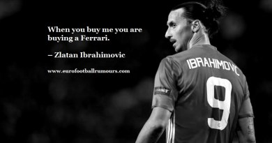 Football Quotes 6 - Zlatan Ibrahimovic
