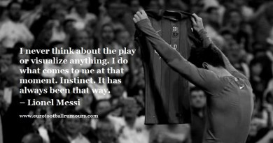 Football Quotes 22 Lionel Messi