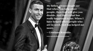 Football Quotes 23 Cristiano Ronaldo