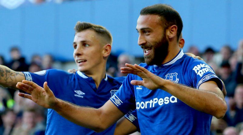 Everton Players Salaries