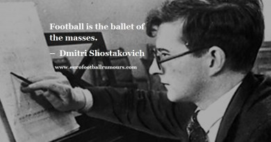 Football Quotes 27 Dmitri Shostakovich