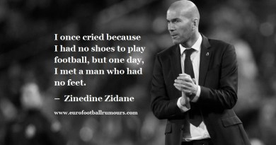 Football Quotes 31 Zinedine Zidane