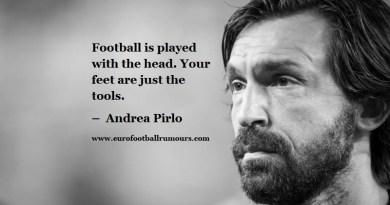 Football Quotes 32 Andrea Pirlo