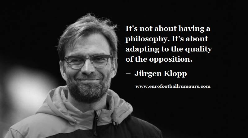 Football Quotes 33 Jurgen Klopp