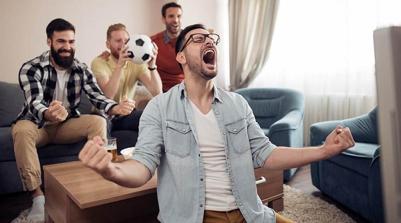 Lottery Winning Football Fans