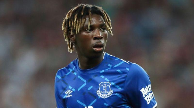 Sampdoria Looking To Loan Everton Striker Moise Kean
