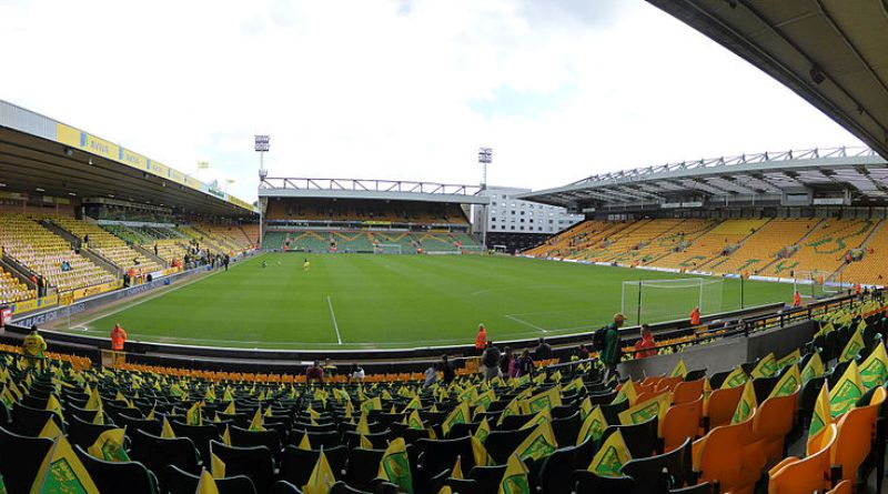 Carrow Road looks likely to bid farewell to Todd Cantwell this summer if relegation is confirmed