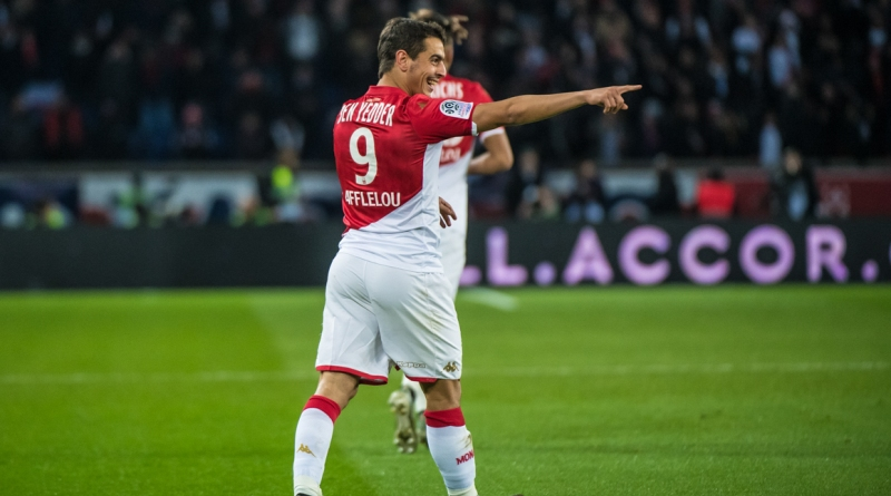 Tottenham Join The Hunt For As Monaco Striker Wissam Ben Yedder