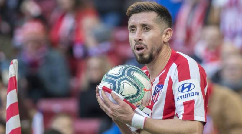 West Ham Linked With A Move For Atletico Madrid Midfielder Hector