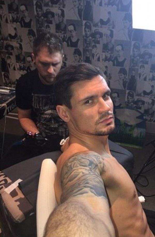 Dejan Lovren's Tattoo