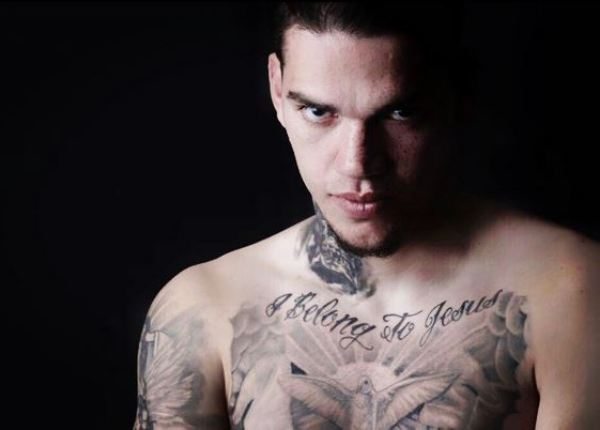 Ederson's Tattoo