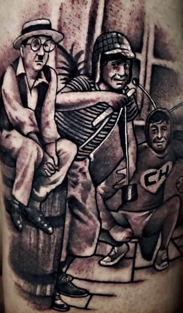 Gabriel Jesus's Tattoo