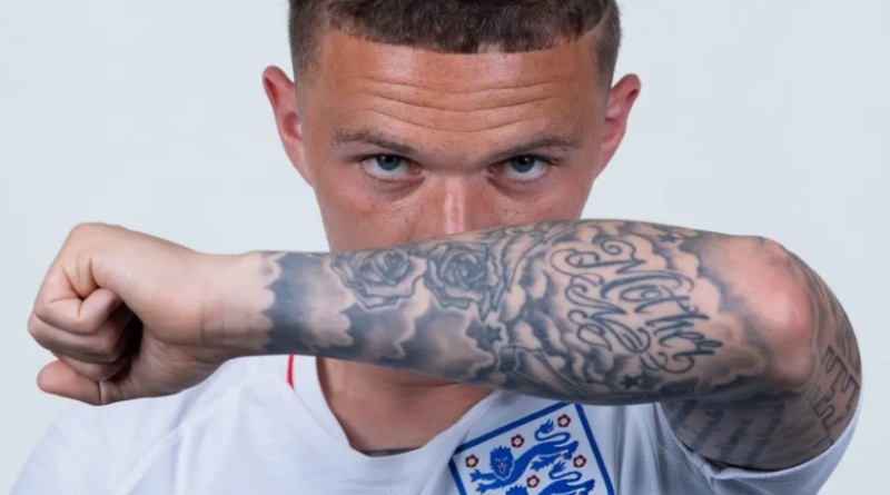 Kieran Trippier's Tattoo