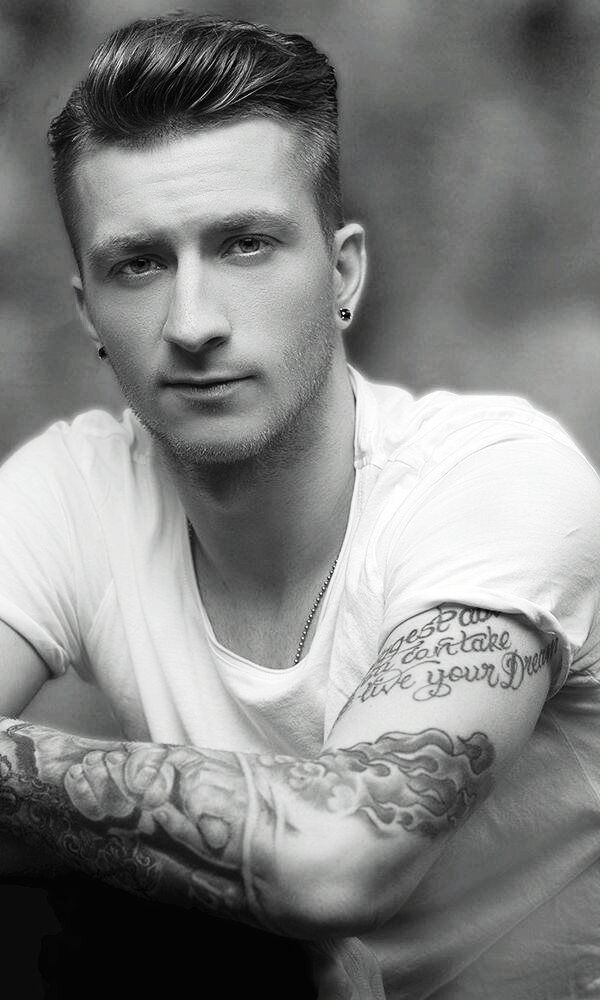 Marco Reus' Tattoo