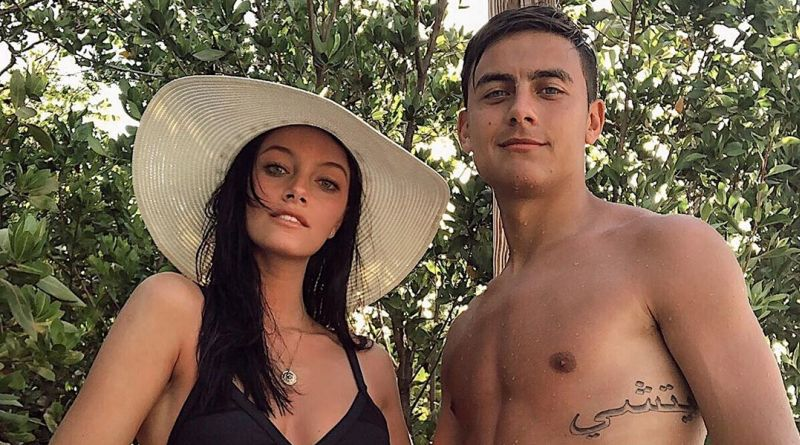 Paulo Dybala and Oriana Sabatini